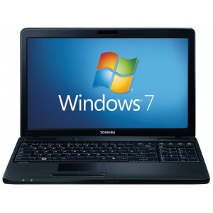 Toshiba C660-219 15.6 inch Core i3 Laptop 6GB 320GB